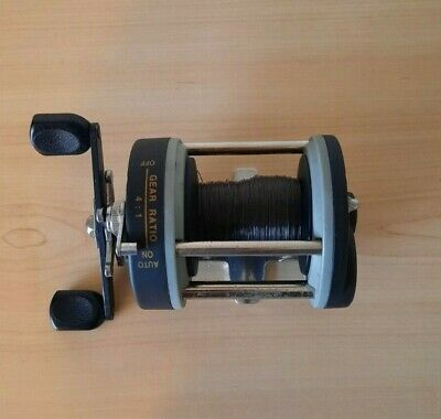 Leeda Stingray 300 Multiplier Boat / Pier Reel • 7.50£
