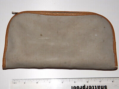 A Nice Vintage Lure Wallet With Abu Sweden Made Toby Fishing Lures • 19.99£