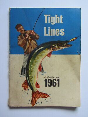 Tight Lines ABU Catalogue 1961 40 Year Anniversary Edition RARE • 23.22£