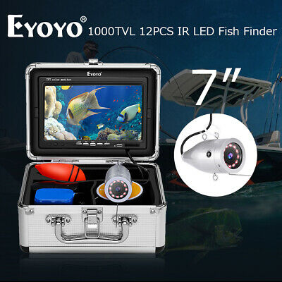 Digital 30M Underwater Sea Fishing Camera Night Vision Fish Finder For Sea Ice • 89.94£