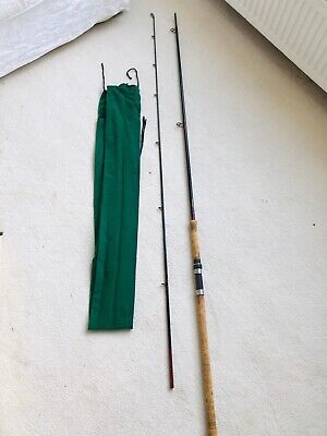 Bruce And Walker 10ft 8' Multispin 2-Piece Spinning Rod In Original Bag • 185£