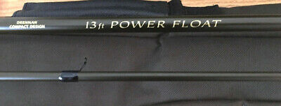 Drennan Compact 13 Foot Power Float Rod - Exceptional Condition. • 40£