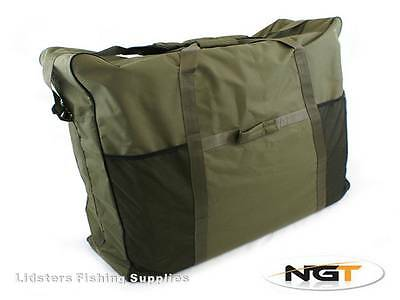 EXTRA Large Bed Chair Deluxe Padded Carry Bag Holdall Carp Fishing Chair  • 24.95£