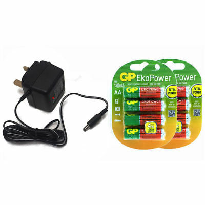 Transmitter Battery & Charger Combo For Batteries To Fit Lake Reaper Bait Boat • 24.99£