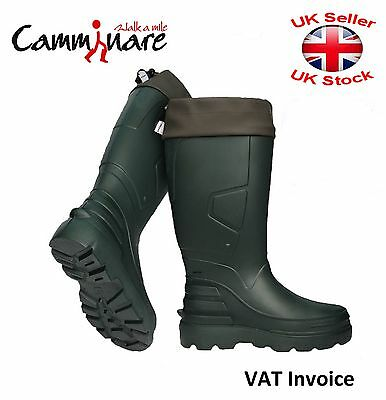 Camminare Thermal LIGHTWEIGHT EVA MATERIAL Wellies Wellingtons Boots Forester • 29.97£