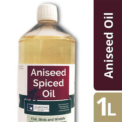 Ourons 1 Litre Aniseed Bait Oil • 12.99£