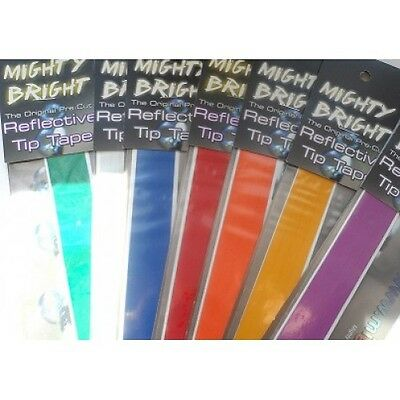 Mighty Bright Reflective Tip Tape • 3.80£