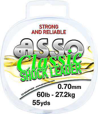 Asso Classic Shock-leader - All Colours/Sizes • 3.99£