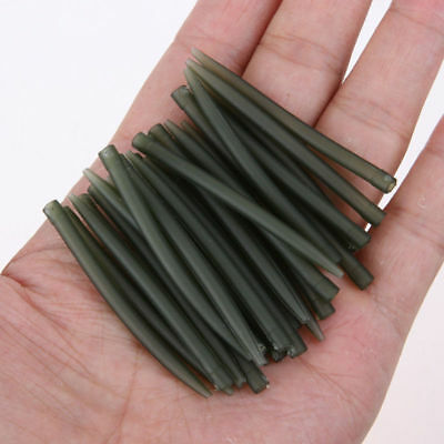 54 Mm Stiff Anti-Tangle Sleeves Carp Barbel Fishing Terminal Tackle UK SELLER • 2.39£