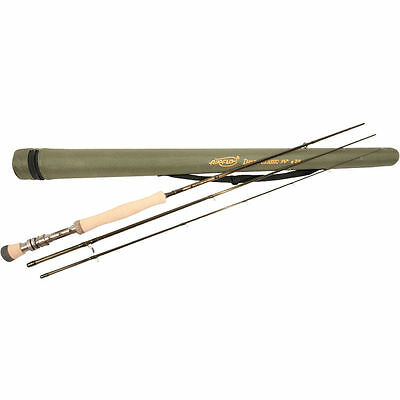NEW AIRFLO DELTA CLASSIC TROUT FLY RODS 8ft 9ft 10ft 11ft Tube Lifetime Warranty • 79.50£