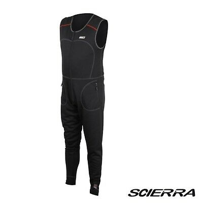 Scierra Pulse Body Overall Thermal Comfort Underwear Fly Fishing Salmon S Size • 72.95£