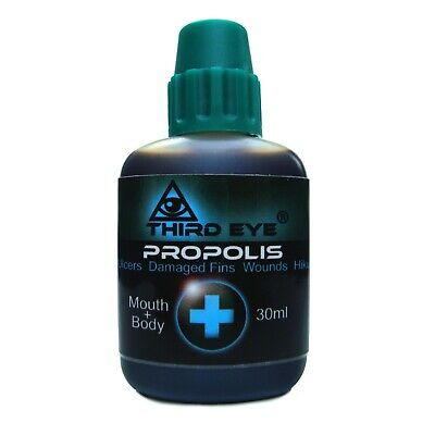 Third Eye Propolis Mouth  Body Carp / Fish Care Medi Kit Antiseptic First Aid • 5.49£