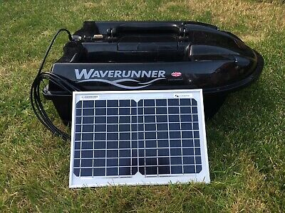 Solar Panel For Waverunner Mk1-4, Sport, Shuttle And Atom (Not Boat) • 50£