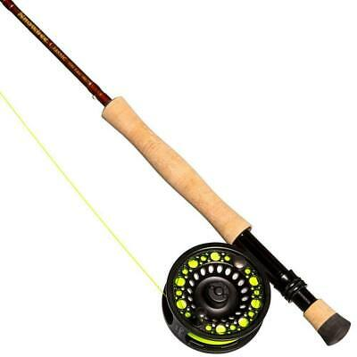 Snowbee Classic Fly Fishing Combi Kit 9'  7-8 # Model With Line  • 75£