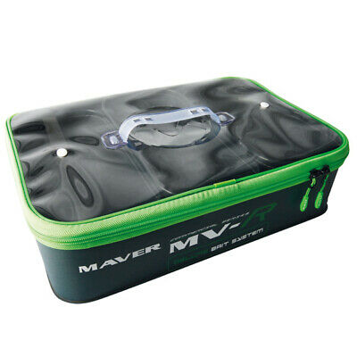 Maver Commercial MVR EVA Super Seal Deluxe Bait System Luggage • 35£