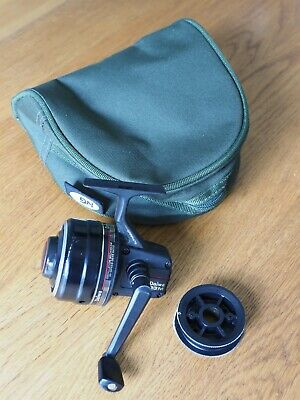 Daiwa 123M Closed Face Reel With Spare Spool • 20£