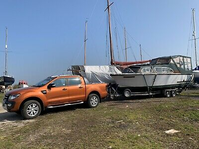 Boat Project Fishing Boat  Transportation And Boat Moving • 200£