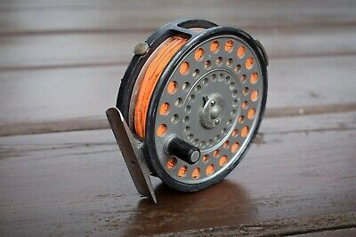 Vintage Hardy Fly Reel  The Princess , 3.5 Inches • 74.99£