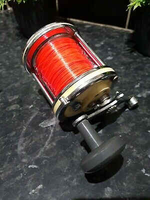 Garcia Mitchell Sea Fishing Reel ,Made In France  • 7£