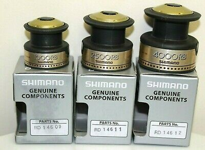 Shimano Spare Spool To Fit Hyperloop 1000rb, 2500rb & 4000rb - Choose From List  • 8.99£