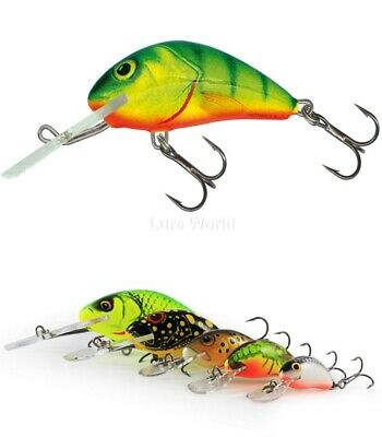 Salmo Hornet 3F - Floating, 3.5cm - Colour Options Available - Pike, Perch, Zand • 4.99£