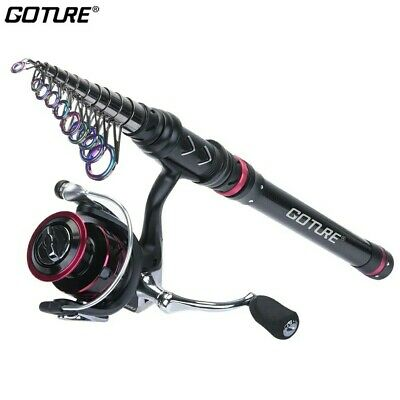 Alpha® Spinning Fishing Rod and Reel Combo, 7ft, 2pc, Size 50 Reel