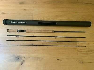 Orvis Clearwater Switch Rod - 11ft #6 - New And Unused - Double-handed Rod • 102£