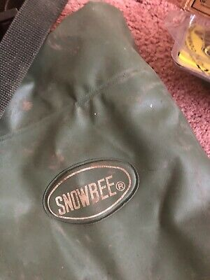 Fishing Chest Waders Size 9 • 13£