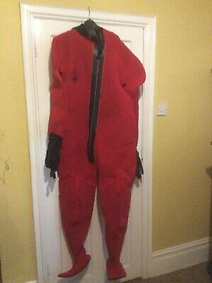 International Safety Products 1991 Mk1 Immersion Suit Size XL • 30£