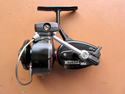 Mitchell 300A (S-5-04) Fixed Spool Reel • 24.99£