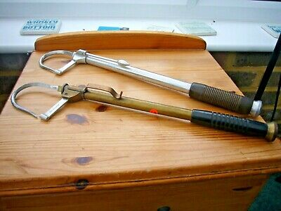 Two Vintage Pike Gaffs ---  Very Good Condition • 36£