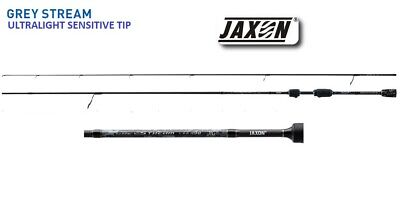 Jaxon Grey Stream Ultra Light Sensitive Tip Fishing Spining Rod Jig Spin Pike  • 34.99£