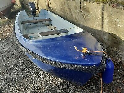 12ft Grp Fishing  / Rowing Boat  • 150£