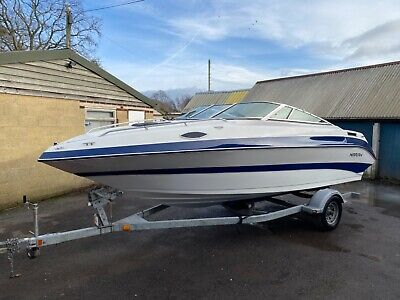 Power Boat.Mariah 21.5 Ft, 5.7ltr Mercrusier Excellent Condition  • 12,500£