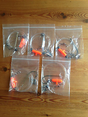 Quality Flowing Trace Boat Rigs • 8£