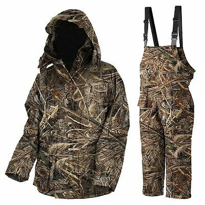 Prologic Max5 Camo Thermo Suit Comfort 100% Waterproof  & FREE HAT *All Sizes* • 89.95£