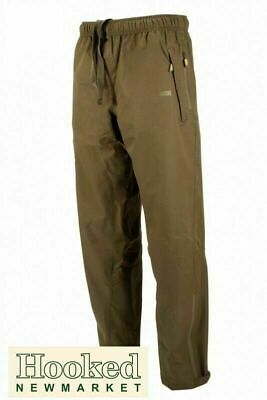 Nash Waterproof Trousers New Design *ALL SIZES-  Junior - 5XL* • 69.99£