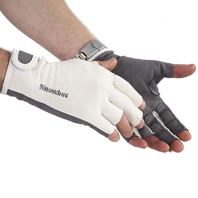 Snowbee Sun Gloves With Stripping Fingers - 13240 -Small / Medium • 23.27£
