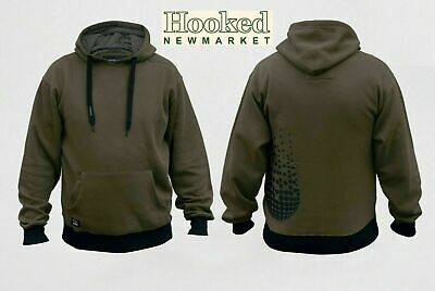 Sticky Baits Green Pullover Hoody *All Sizes*- NEW 2019 COLOUR • 34.99£