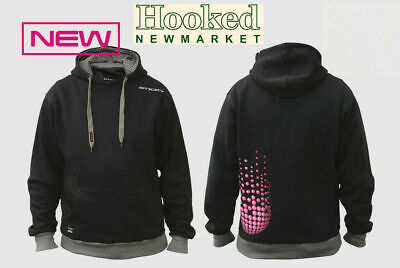 Sticky Baits Black Pullover Hoody *Various Sizes* • 34.99£