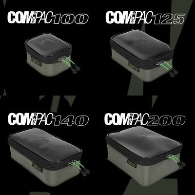 Korda Compac Accessory Case Tackle Bag *FULL RANGE* NEW Compact Fishing Luggage • 54.99£