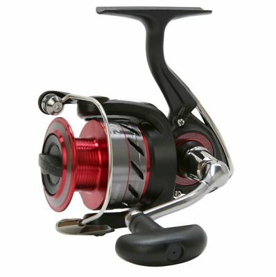 Daiwa Crossfire 2500 RED/Black   Limited Edition Fishing Reel - CF2500RB • 29.75£