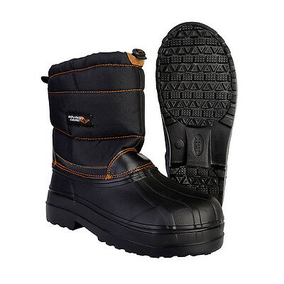 Savage Gear Black Polar Boot NEW Predator Fishing Winter Boots*All Sizes* • 34.99£