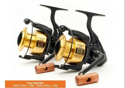 Daiwa GS 4000 Ltd Edition Reel NEW Fishing Reel - 17GS4000LTD • 79.99£