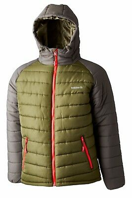 Trakker HexaThermic Jacket NEW Insulated Coat Fishing Clothing *All Sizes* SALE • 44.99£