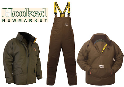 Vass-Tex 175T Khaki Winter Edition Waterproof Clothing Range (SOLD SEPARATELY) • 119.95£