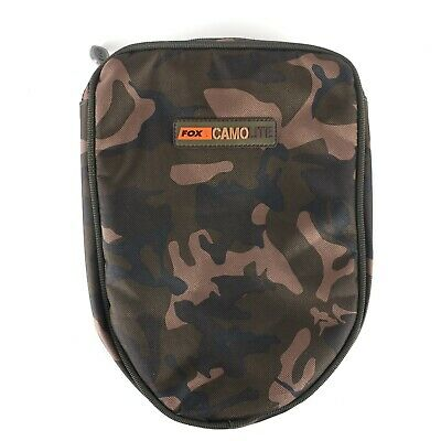Fox CamoLite TT Scales Pouch NEW Carp Fishing Scales Bag EXCLUSIVE - CLU408 • 11.99£