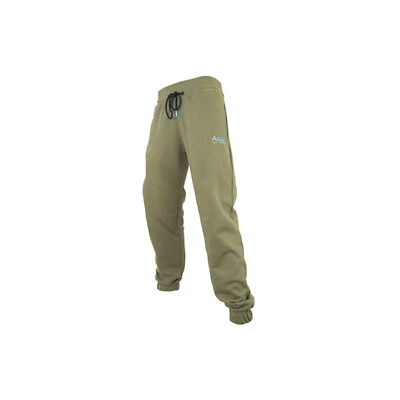 Aqua Classic Joggers Green NEW Fishing Clothing Green Jogging Bottoms *All Sizes • 29.99£