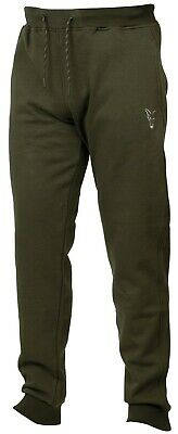 Fox Collection Green Silver Joggers NEW Fishing Jogging Bottoms *All Sizes* • 29.99£