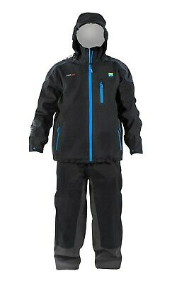 Preston Innovations DF30 Waterproof Suit *All Sizes* NEW Coarse Fishing 2PC Suit • 179.99£
